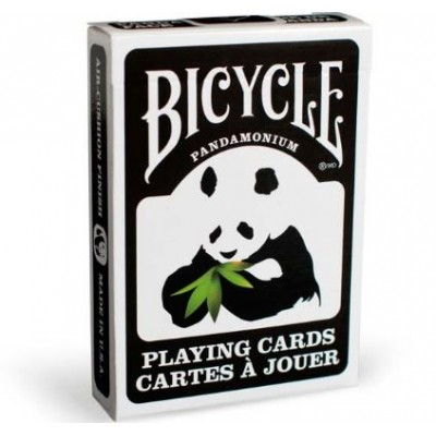 Cartas bicycle panda