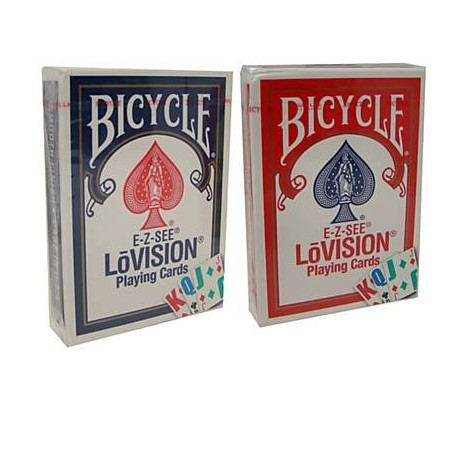 Bicycle lovision playing cards