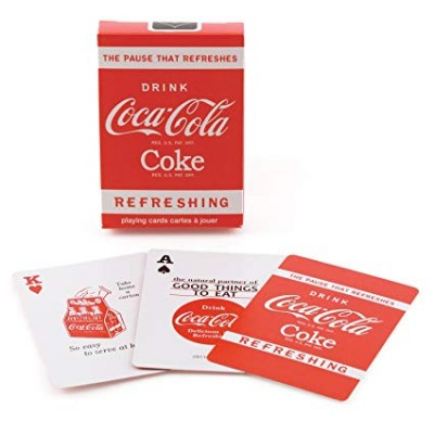 Bicycle coca cola playing cards