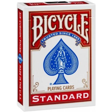 Baraja Bicycle Standar Roja