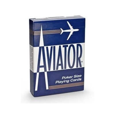 Baraja Aviator Azul