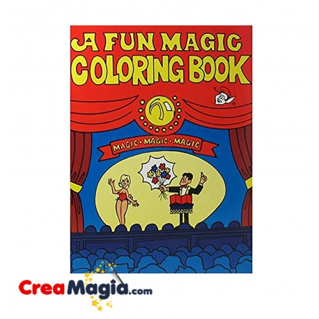 Magic coloring book pequeño