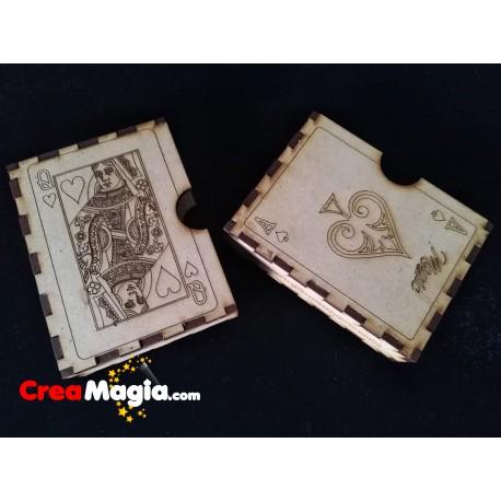 Porta cartas