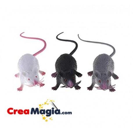 Ratas de plastico