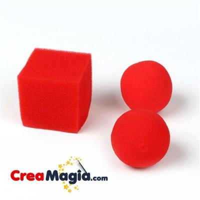 Esponjas cubo