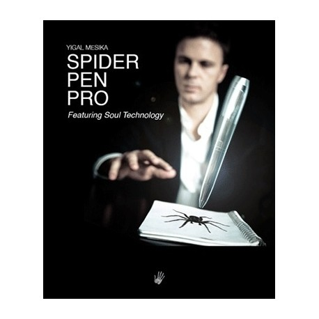 Spider Pen Pro (Con DVD) Original