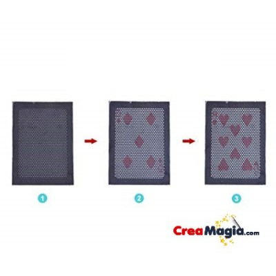 ¡WOW! Card Vanish Illusion