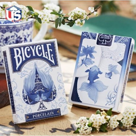 Bicycle Porcelain