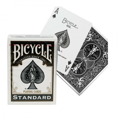 Baraja Bicycle Standard Negra