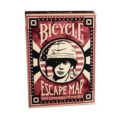 Baraja Bicycle Mapa de Escape