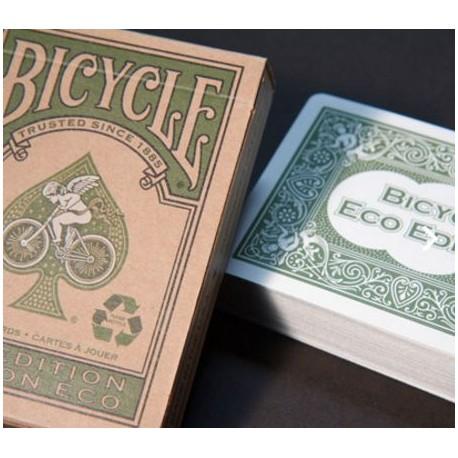 Bicycle Edición De Eco Naipes
