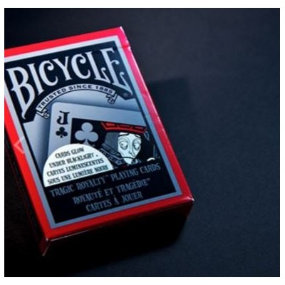 Bicycle tragic royalty playing cards